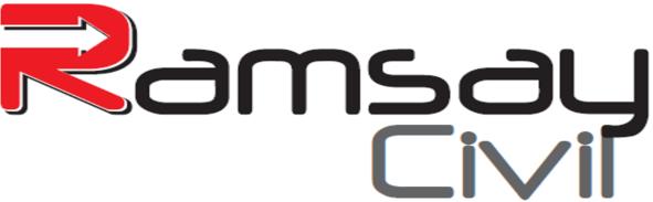 Ramsay Civil Logo