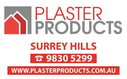 Plaster Products Logo
