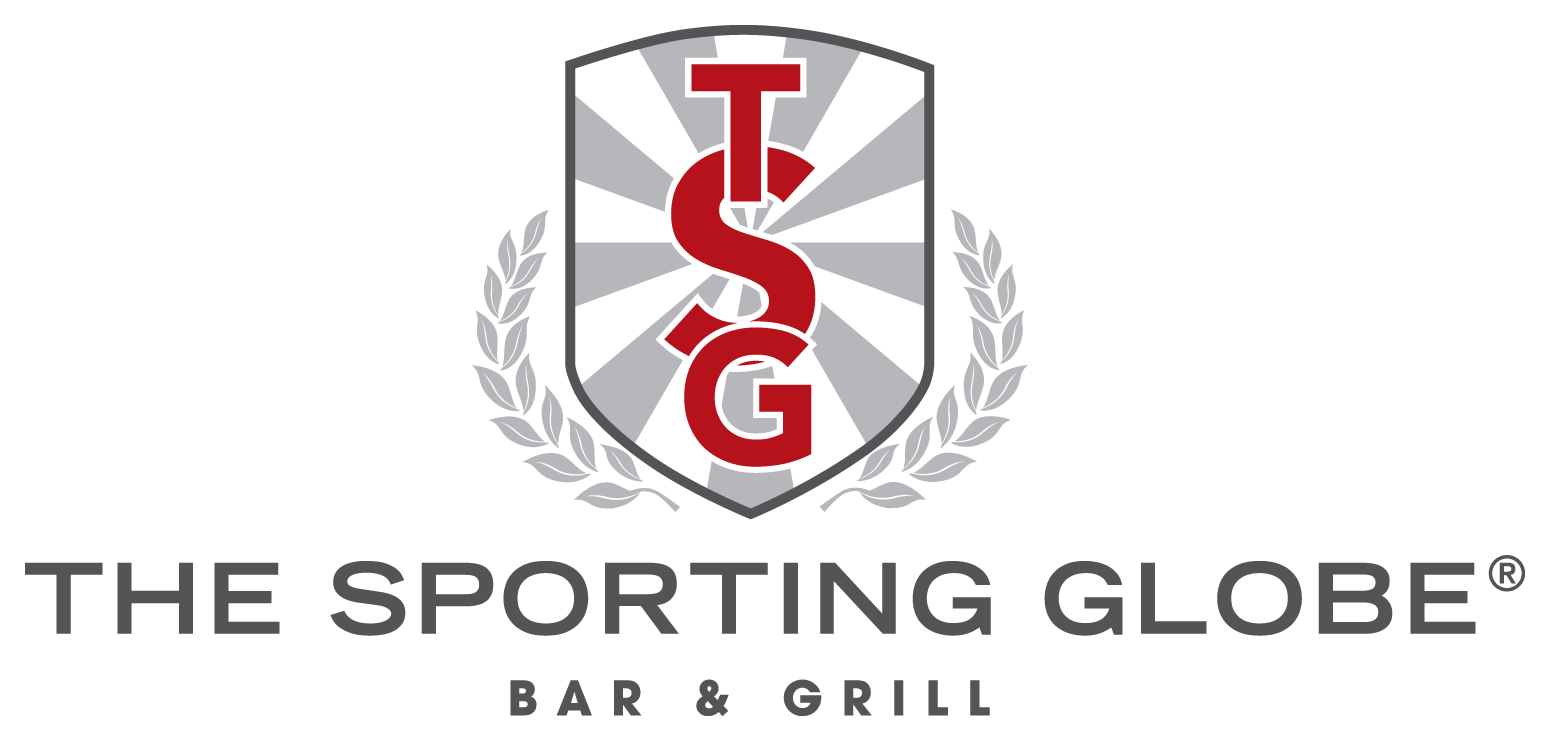 THE SPORTING GLOBE Logo