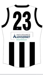 Insurance Advisernet New Jumper Sponsor