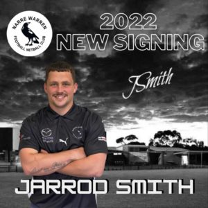 ✍🏼 NEW SIGNING ALERT ✍🏼 Join us in welcoming Jarrod Smith to the magpies nest 🖤🤍 Jarrod, or as the boys will get to know him 'smitty' , will be fitting into the small forward & on baller role in the team. We can't wait to see the skills and integrity he'll bring to the club- welcome Jarrod 👏🏼 #narrelove