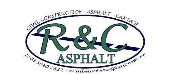 R&C Ashphalt Logo