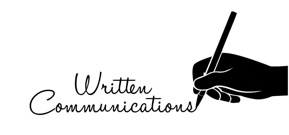 Written Communications Logo