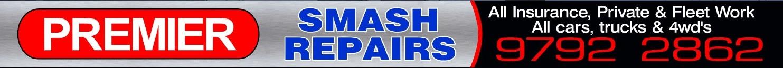 Premier Smash Repairs Logo