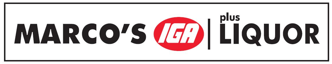 MARCO'S IGA Logo